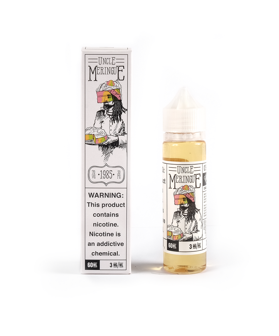 Charlie's Chalk Dust - Meringue - Uncle Meringue