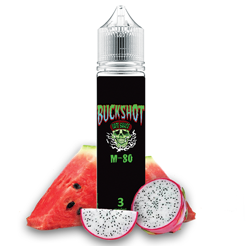 Buckshot Vapors - M-80 - World of Vapors