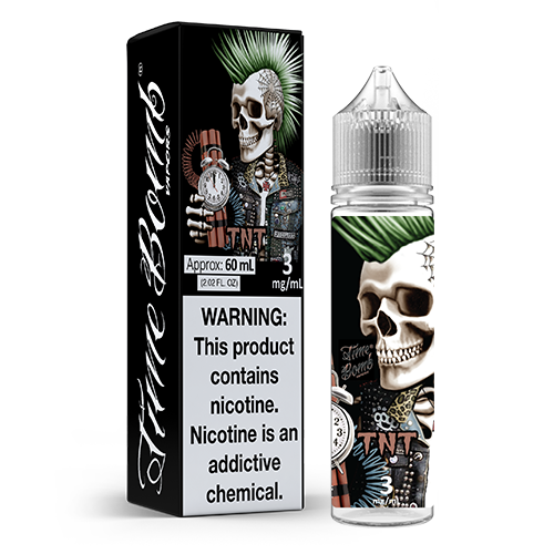 Time Bomb Vapors - TNT - World of Vapors