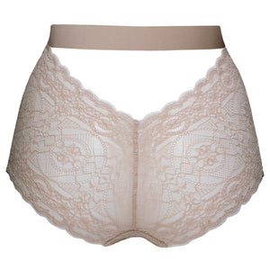 Amelie high waist - Rose dust