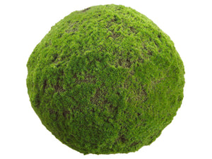 "13.75"" Moss Ball  Green (pack of 2)"