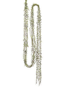 "82"" String of Pearls Hanging Vine Green (pack of 12)"