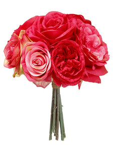 "9.5"" Rose Bouquet  Beauty (pack of 6)"