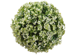 "5"" Mini Blossom Orb  Light Green (pack of 12)"