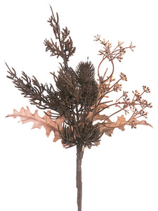"13"" Thistle/Berry Pick  Brown (pack of 12)"