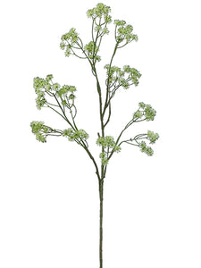 "49"" Aralia Spray  Green (pack of 6)"