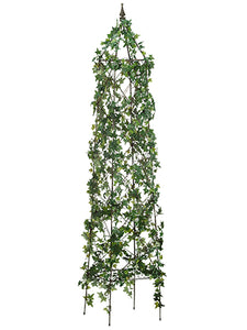 6' Ivy Garden Tower (Knock-Down Packing) Green (pack of 2)