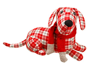 "11"" Dog  Red (pack of 2)"