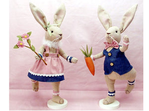 "19"" Bunndy With Stand (2 ea/set) Mixed (pack of 3)"