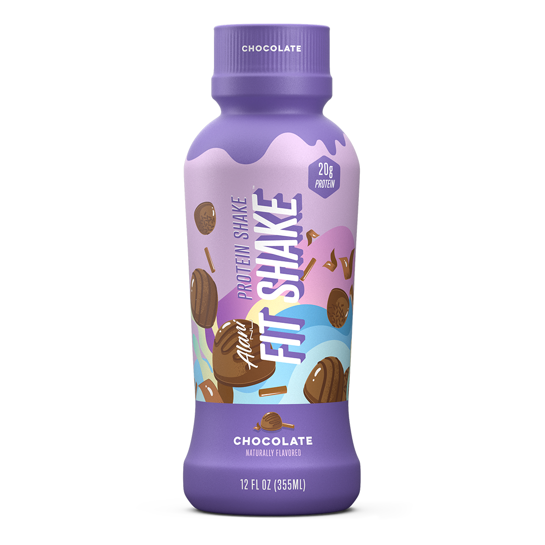 Fit Shake (12pk) - Chocolate