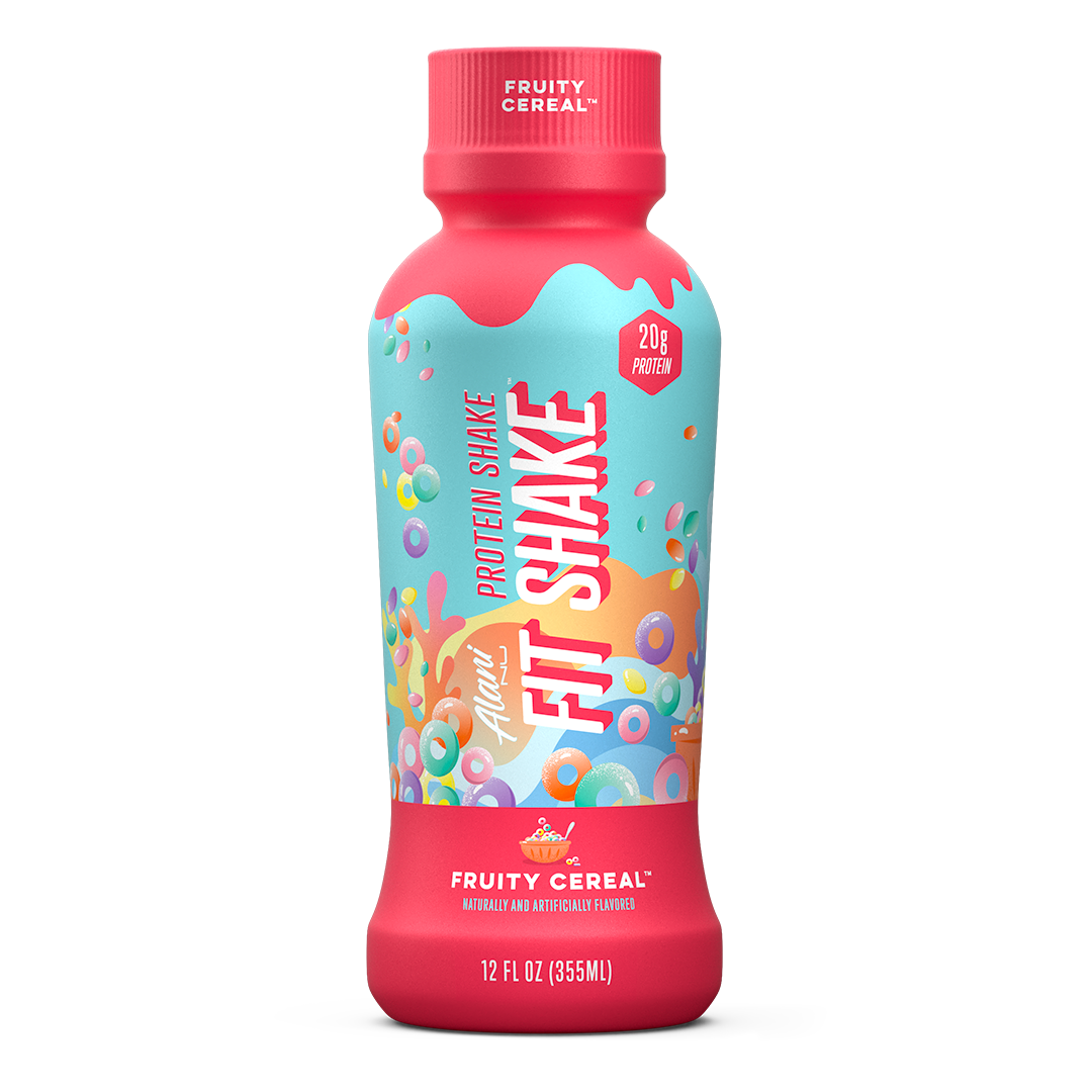 Fit Shake (12pk) - Fruity Cereal