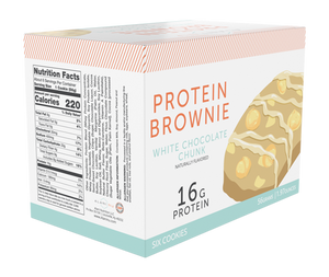 Protein brownie box