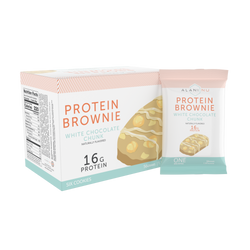 Protein Brownie - White Chocolate Chunk