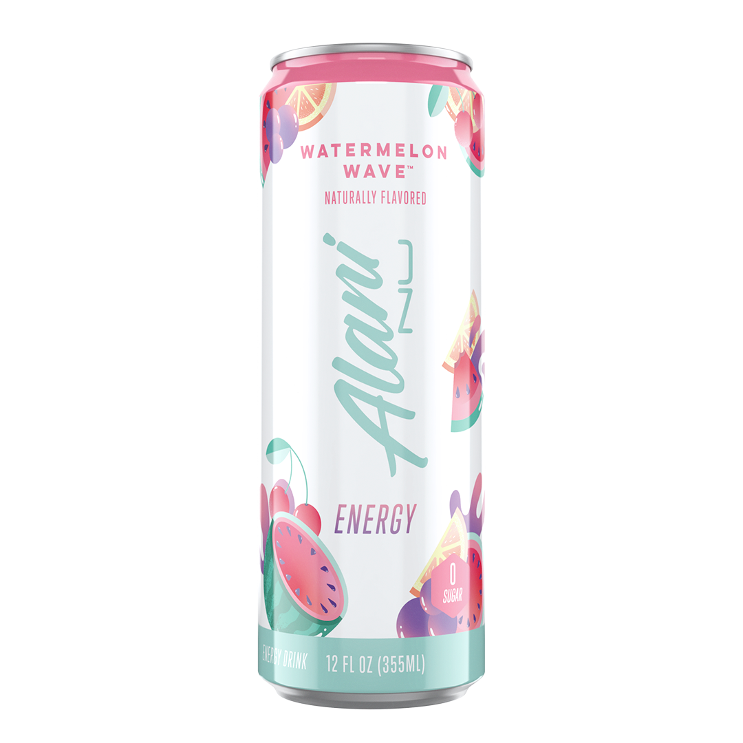 Energy Drinks (12pk) - Watermelon Wave