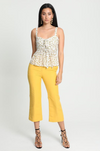 Vestire Fight Club Pant in Yellow