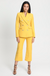 Vestire Fight Club Blazer in Yellow