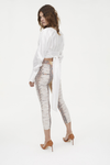 Manning Cartell Pumped Up Wrap Top in White