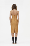 Manning Cartell Golden Ticket Dress in Caramel