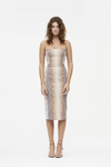 Manning Cartell Reptillia Dress in Multi