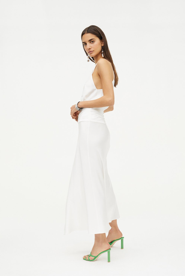 Manning Cartell Day Dreamer Slip Dress in White