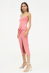 Manning Cartell Hit Predictor Strapless Dress in Tulip