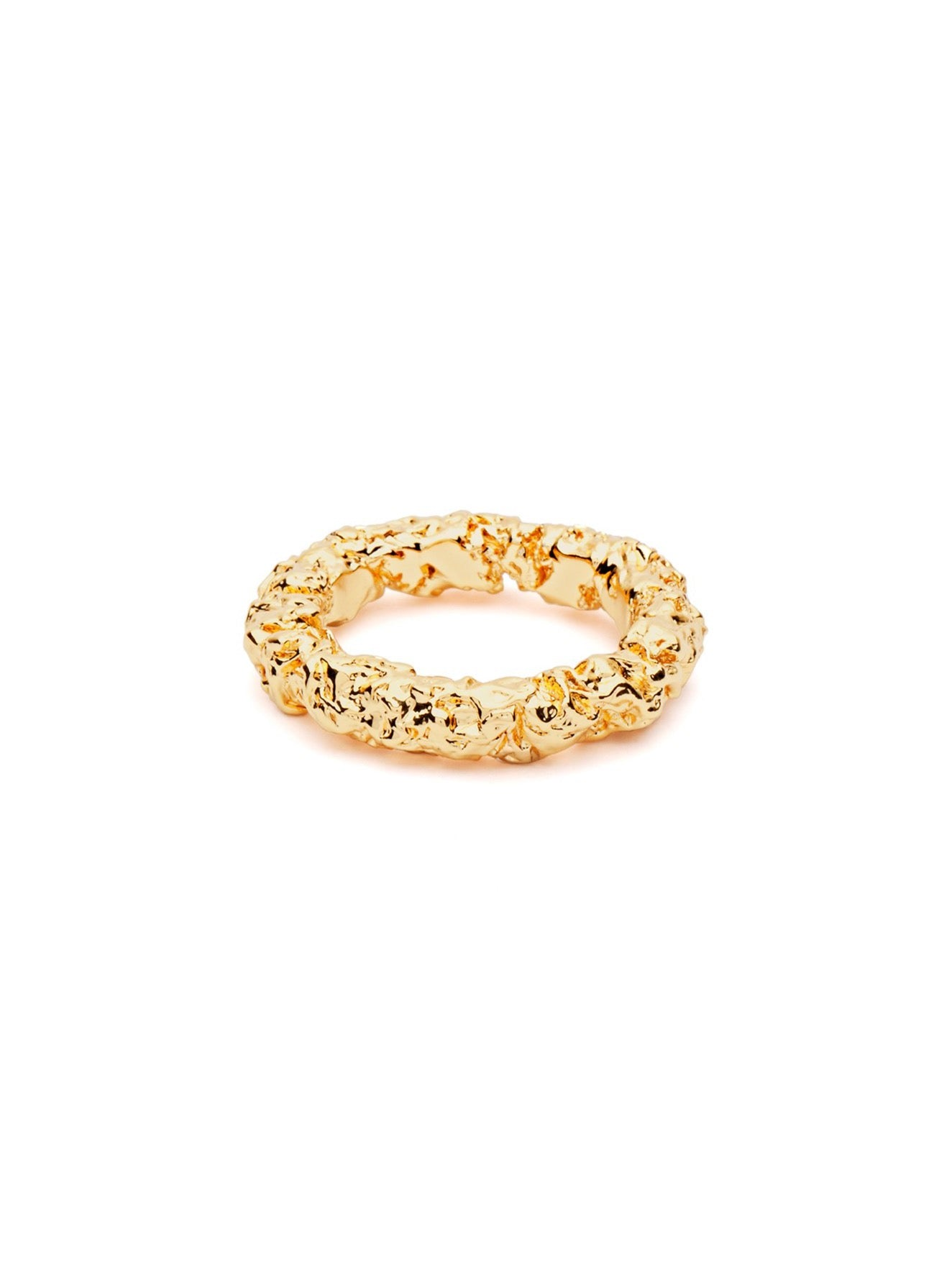 Amber Sceats Frances Ring in Gold