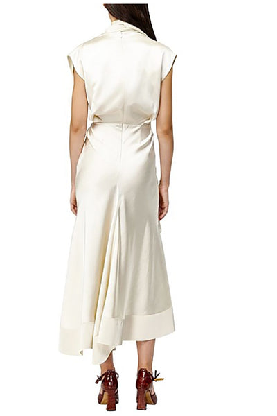 Acler Dalisay Dress in Cream