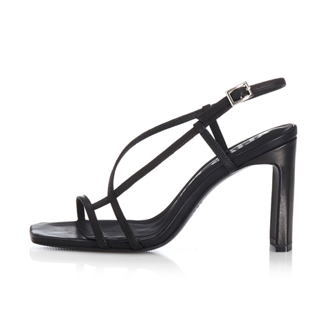 Alias Mae Autumn Heel in Black Leather