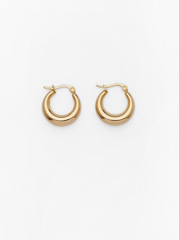 Reliquia Baby Coralia Earrings in Gold