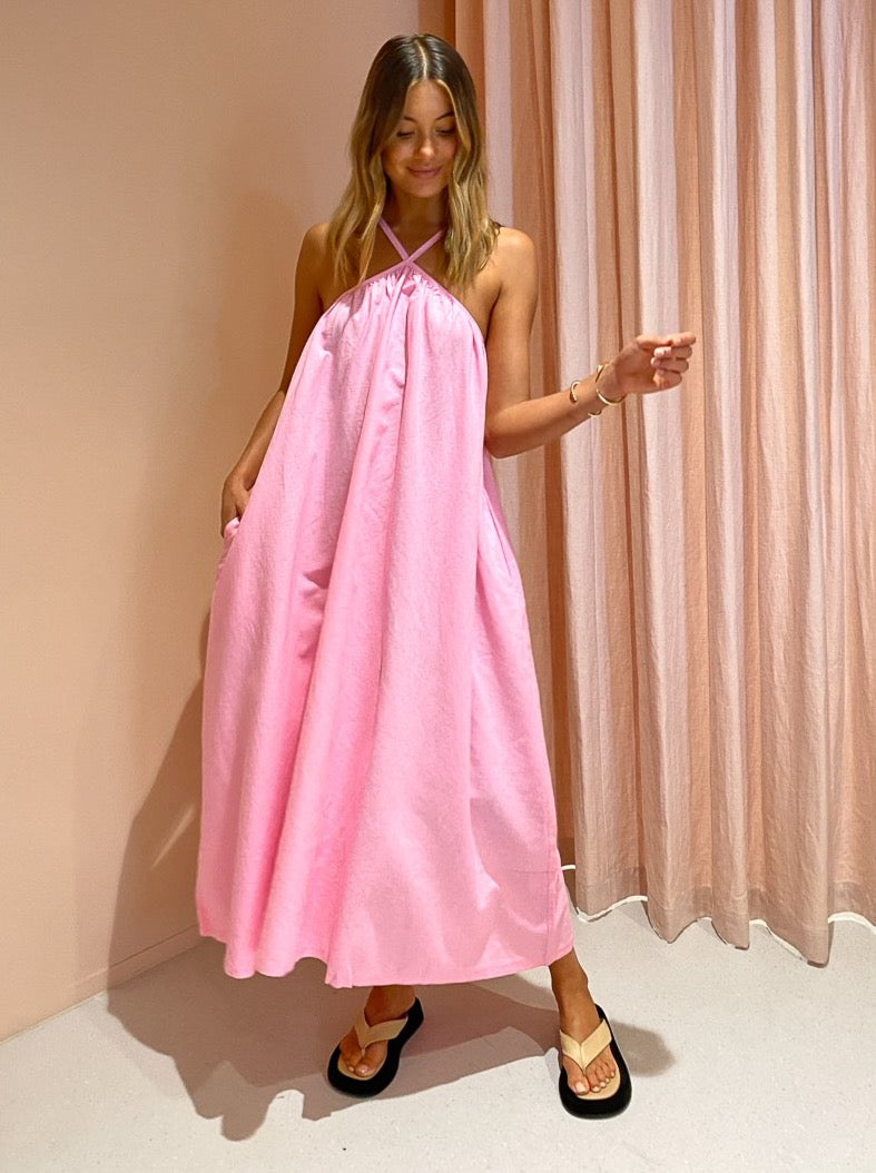 Blanca Verity Dress in Pink