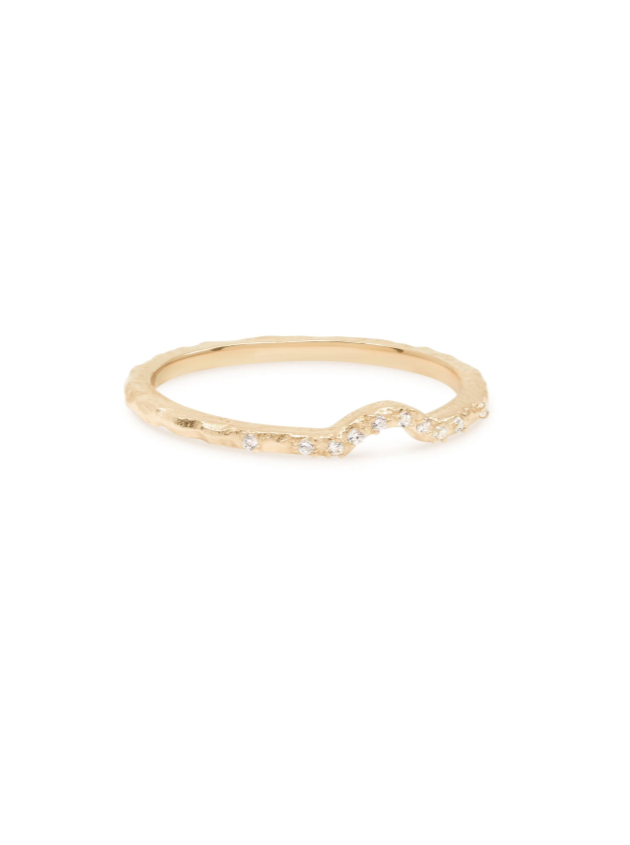 By Charlotte Journey Ring in Gold