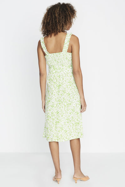 Faithfull the Brand Mae Midi Dress in Freja Floral Print