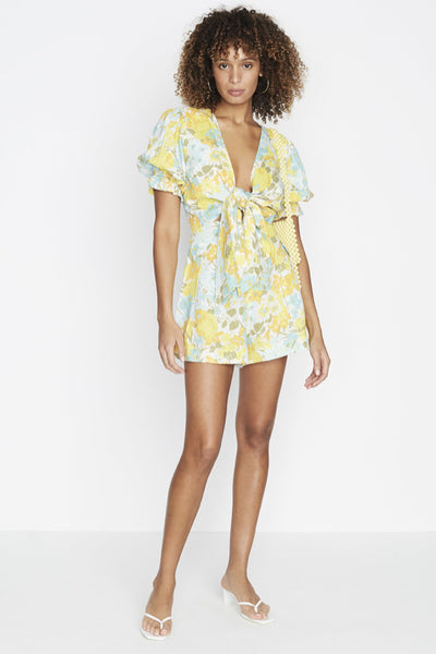 Faithfull the Brand Ondine Short in Annina Floral Print