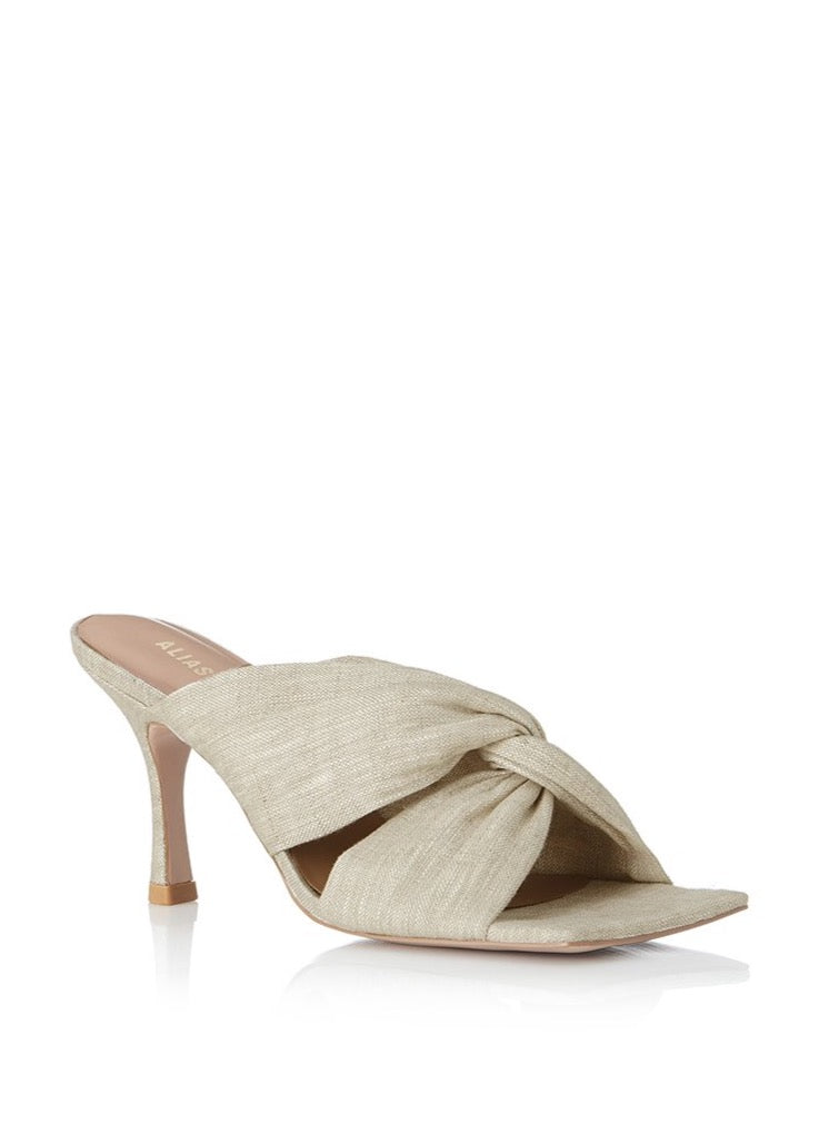 Alias Mae Flo Heel in Natural Linen