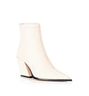 Alias Mae Knife Ankle Boot in Soft Bone Leather