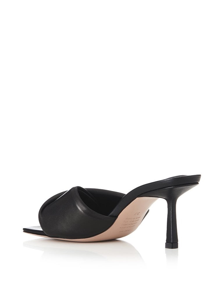 Alias Mae Liv Heels in Black Leather