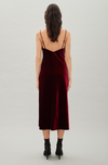 Hansen & Gretel Maple Dress in Wine