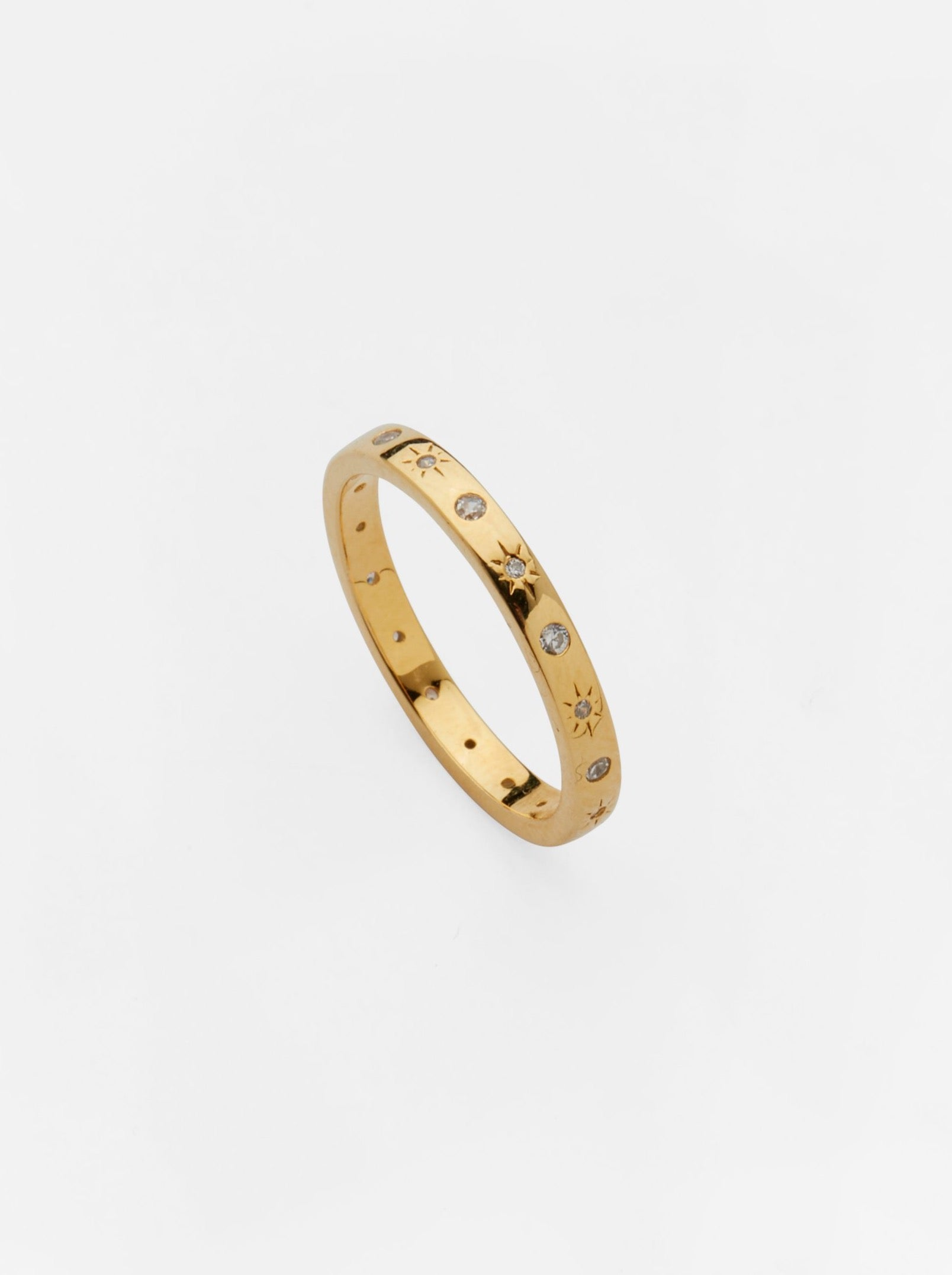 Reliquia Marta Ring in 18CT Gold Filled