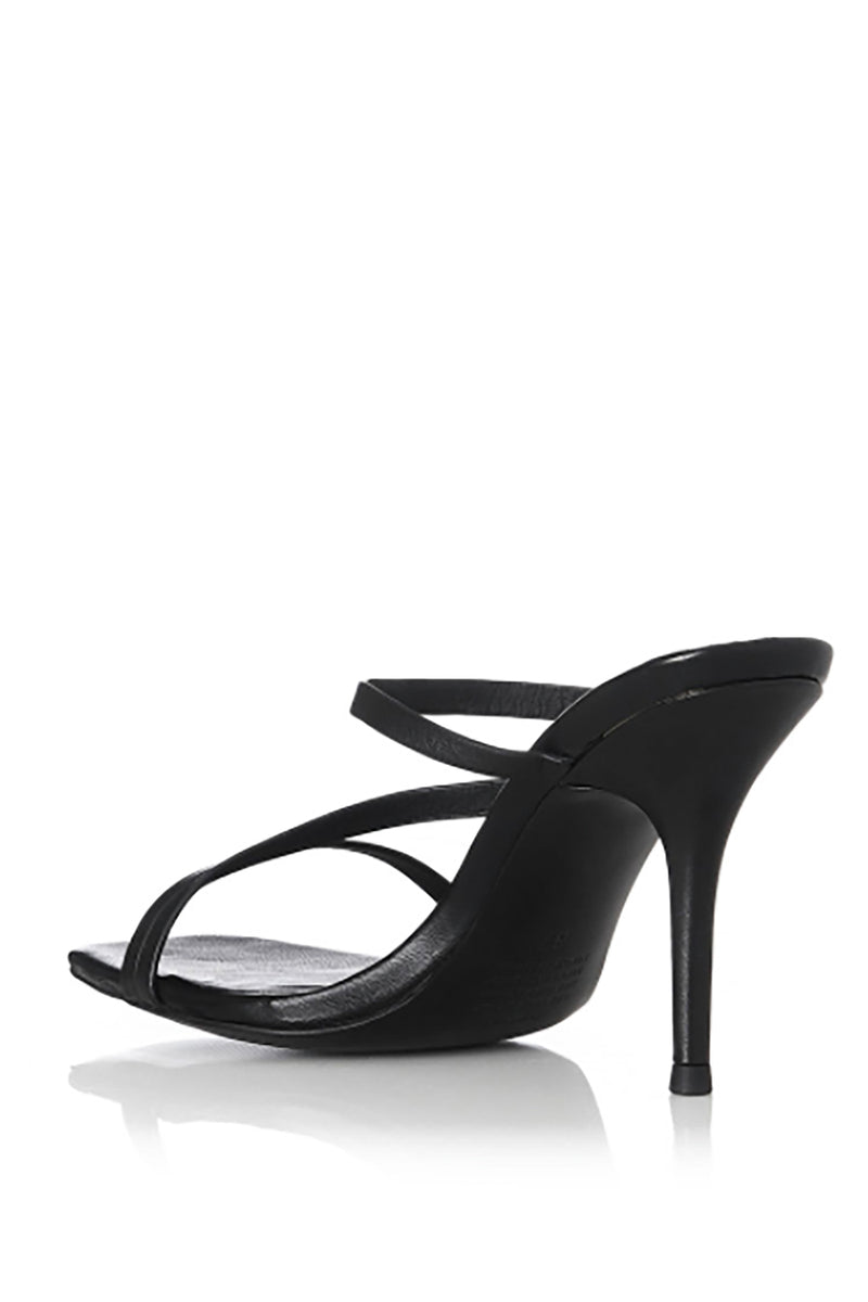 Alias Mae Mollie Heel in Black Leather