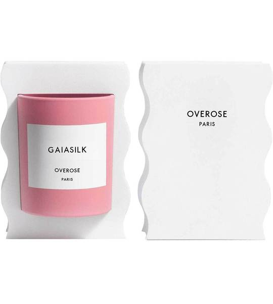 Overose Candle in Gaiasilk