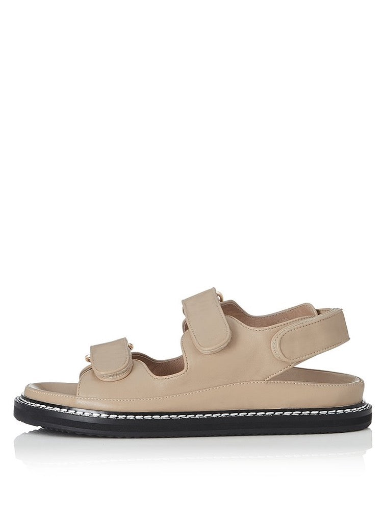 Alias Mae Pascoe Sandals in Natural Leather