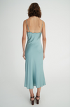 Hansen & Gretel Artemis Silk Dress in Surf