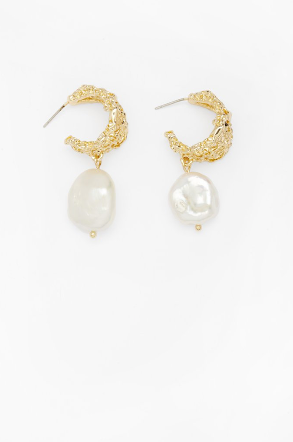 Reliquia Maura Earring in Gold
