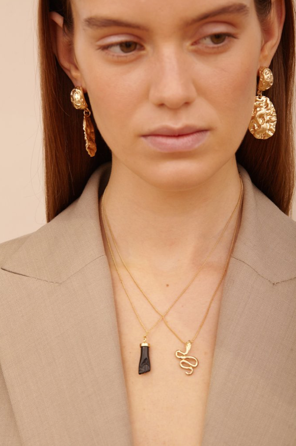 Reliquia Nana Earring in Gold