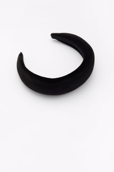 Reliquia Francis Headband in Black