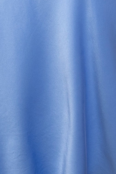 Bec & Bridge Classic Midi Dress in Periwinkle