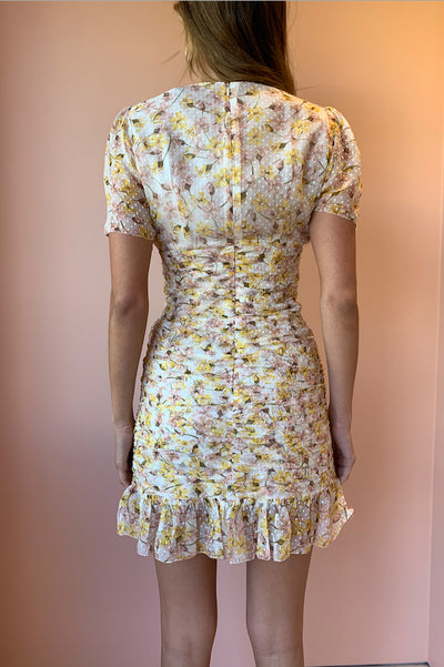 Hansen & Gretel Joy Dress in Garden Print