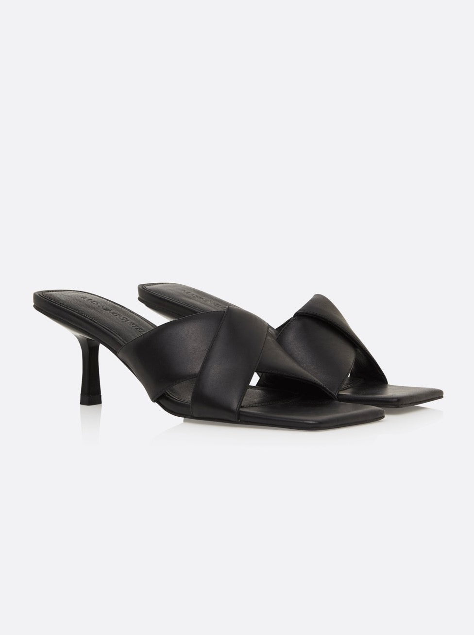 Manning Cartell Instant Gratification Padded Mule in Black