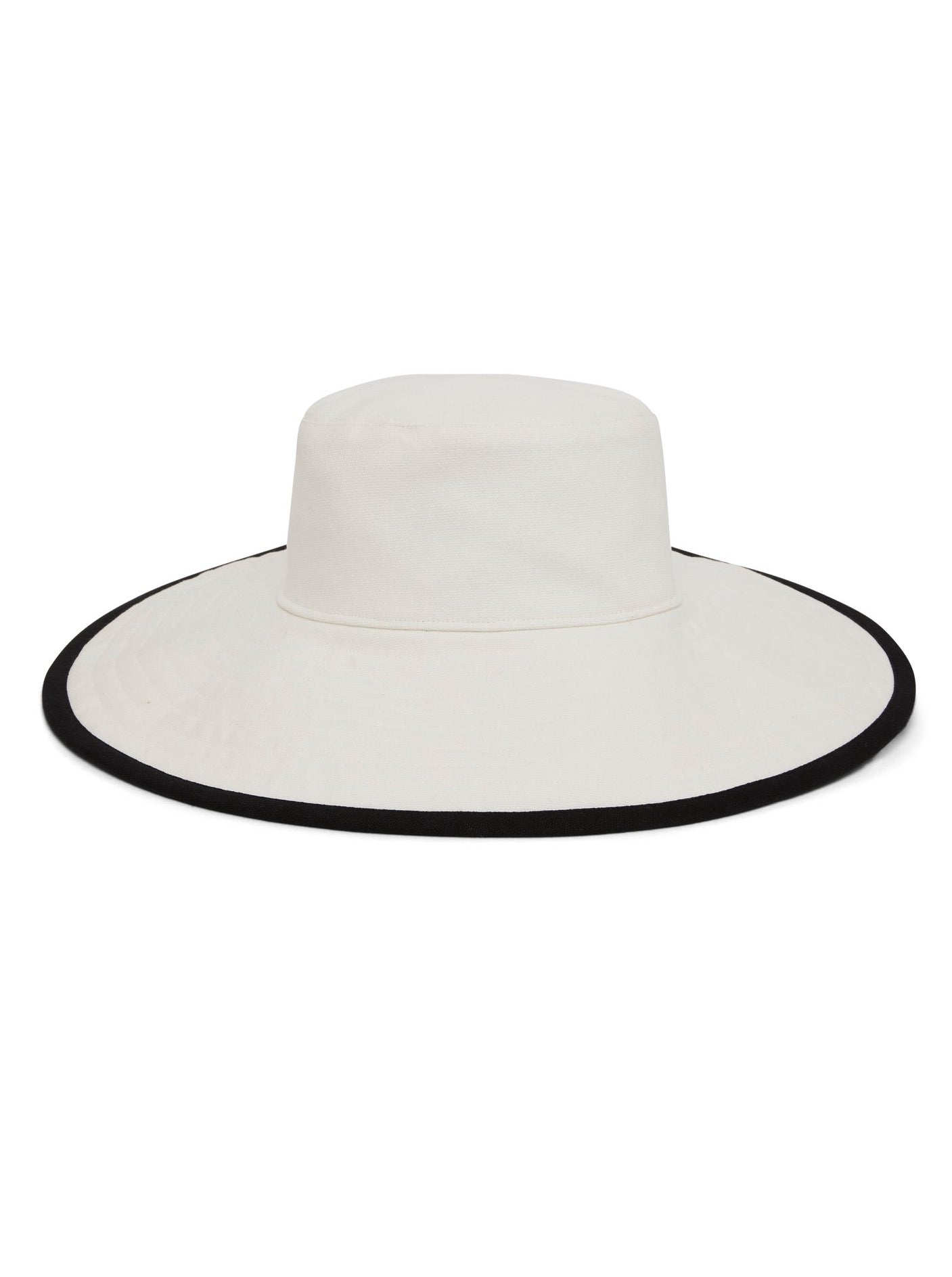 SIR Maurice Floppy Hat in Ivory