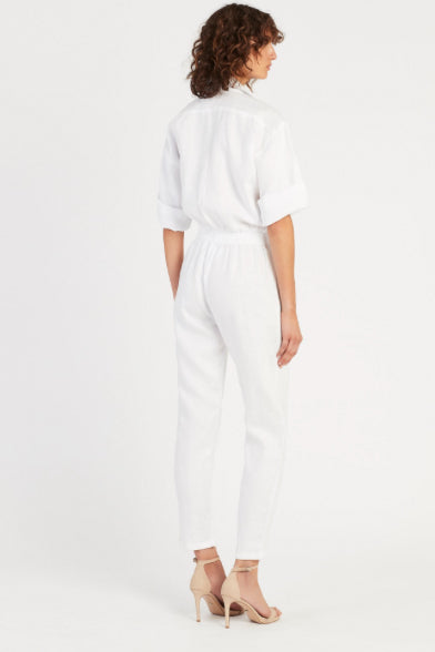 SIR Jac Jumpsuit in White